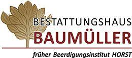 Zur Website von Bestattungshaus Baumüller